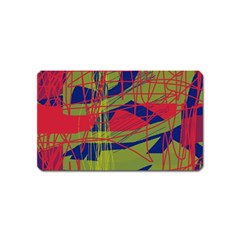 High art by Moma Magnet (Name Card)