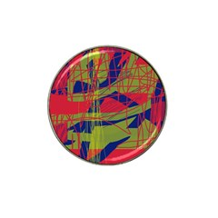 High art by Moma Hat Clip Ball Marker (4 pack)
