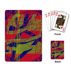 High art by Moma Playing Card
