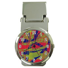 High art by Moma Money Clip Watches