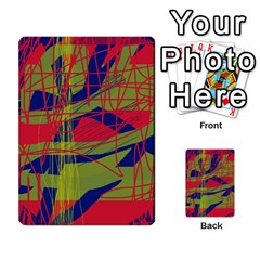 High art by Moma Multi-purpose Cards (Rectangle)