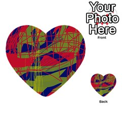 High art by Moma Multi-purpose Cards (Heart)