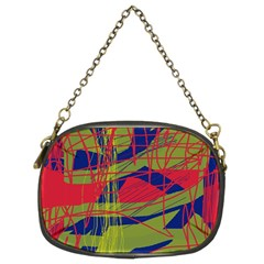 High art by Moma Chain Purses (Two Sides)