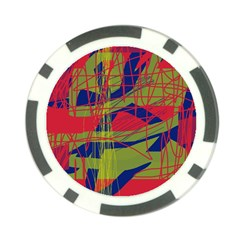 High art by Moma Poker Chip Card Guards (10 pack)