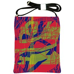 High art by Moma Shoulder Sling Bags