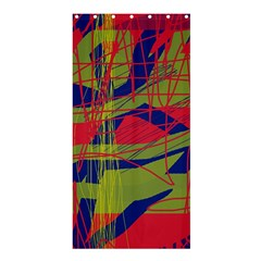 High art by Moma Shower Curtain 36  x 72  (Stall)