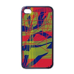 High art by Moma Apple iPhone 4 Case (Black)