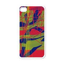 High art by Moma Apple iPhone 4 Case (White)
