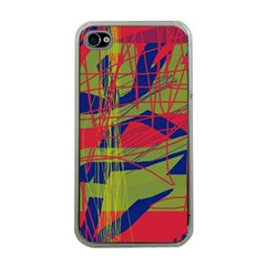 High art by Moma Apple iPhone 4 Case (Clear)