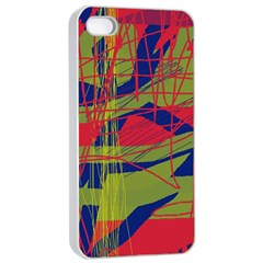High art by Moma Apple iPhone 4/4s Seamless Case (White)