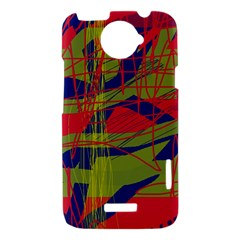 High art by Moma HTC One X Hardshell Case