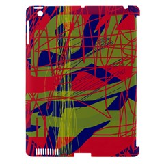 High art by Moma Apple iPad 3/4 Hardshell Case (Compatible with Smart Cover)