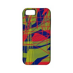 High art by Moma Apple iPhone 5 Classic Hardshell Case (PC+Silicone)