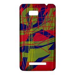 High art by Moma HTC One SU T528W Hardshell Case