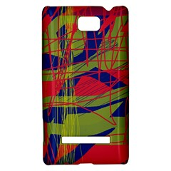 High art by Moma HTC 8S Hardshell Case