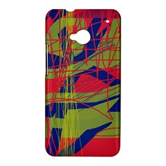 High art by Moma HTC One M7 Hardshell Case