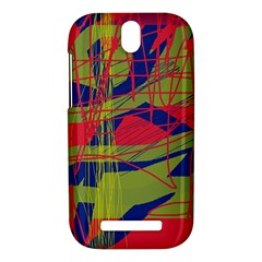 High art by Moma HTC One SV Hardshell Case