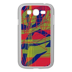 High art by Moma Samsung Galaxy Grand DUOS I9082 Case (White)