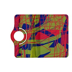 High art by Moma Kindle Fire HD (2013) Flip 360 Case