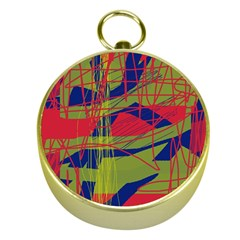 High art by Moma Gold Compasses