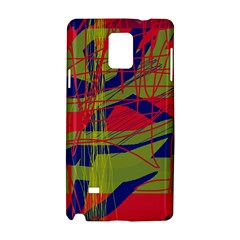 High Art By Moma Samsung Galaxy Note 4 Hardshell Case