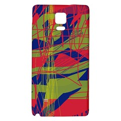 High art by Moma Galaxy Note 4 Back Case