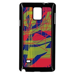 High art by Moma Samsung Galaxy Note 4 Case (Black)