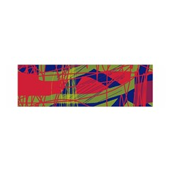 High art by Moma Satin Scarf (Oblong)