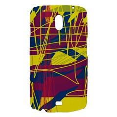 Yellow high art abstraction Samsung Galaxy Nexus i9250 Hardshell Case