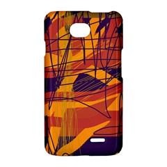 Orange high art LG Optimus L70