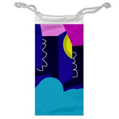 Walking on the clouds  Jewelry Bags