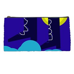 Walking on the clouds  Pencil Cases