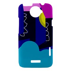 Walking on the clouds  HTC One X Hardshell Case