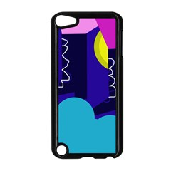 Walking on the clouds  Apple iPod Touch 5 Case (Black)
