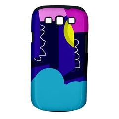 Walking on the clouds  Samsung Galaxy S III Classic Hardshell Case (PC+Silicone)