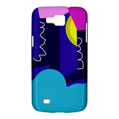 Walking on the clouds  Samsung Galaxy Premier I9260 Hardshell Case