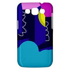 Walking on the clouds  Samsung Galaxy Win I8550 Hardshell Case