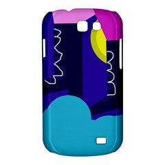 Walking on the clouds  Samsung Galaxy Express I8730 Hardshell Case