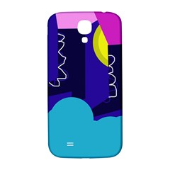 Walking on the clouds  Samsung Galaxy S4 I9500/I9505  Hardshell Back Case