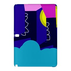 Walking on the clouds  Samsung Galaxy Tab Pro 10.1 Hardshell Case