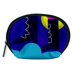 Walking on the clouds  Accessory Pouches (Medium)