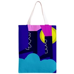 Walking on the clouds  Classic Light Tote Bag