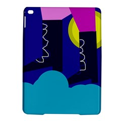 Walking on the clouds  iPad Air 2 Hardshell Cases