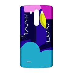 Walking on the clouds  LG G3 Back Case