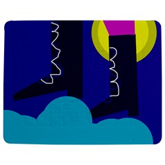 Walking On The Clouds  Jigsaw Puzzle Photo Stand (rectangular)