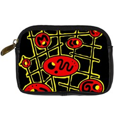 Red and yellow hot design Digital Camera Cases