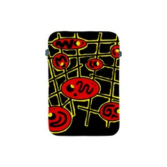 Red and yellow hot design Apple iPad Mini Protective Soft Cases