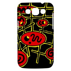 Red and yellow hot design Samsung Galaxy Win I8550 Hardshell Case