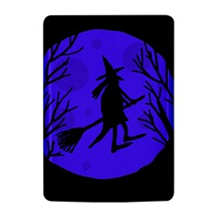 Halloween witch - blue moon Kindle 4