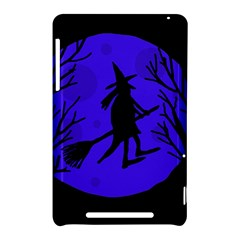 Halloween witch - blue moon Nexus 7 (2012)